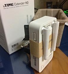 와이파이(WiFi) 거리 연장하기(ipTime Extender-N3)