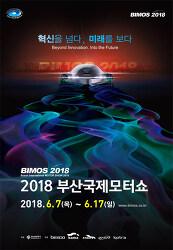 2018 부산국제모터쇼 모델, '레이싱모델'