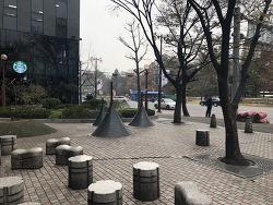 서울에는 첫눈이...