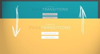 [HTML/CSS] CSS3 transform을 이용한 화면 전환효과 페이지