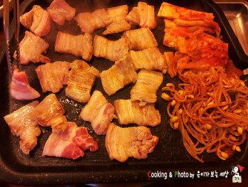 [성남맛집] 남한산성 생고기-아들이 생일날 먹고싶다고 한 삼겹살집