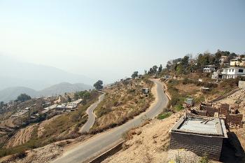 해발 1900m 네팔의 산 마을사람들의 순수한 마음