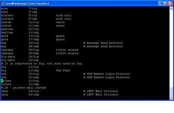 Linux 에서 telnet 서비스 Enable/Disable