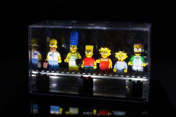 레고 무선 LED 조명 시스템