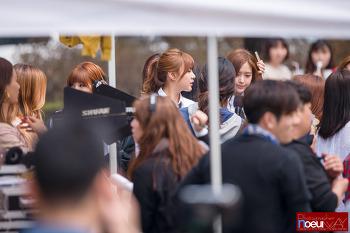 140411 에이핑크 KBS 파워FM 이소라의 가요광장 앞마당콘서트