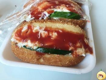 [신도림] 이안만두 - 언제 먹어도 참 맛나는 사라다빵!!