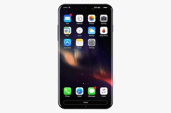 아이폰8의 지문인식 센서는 디스플레이에 통합된다?