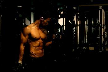 다이어트 자극이 필요하다!! 트레이너 제이 바디프로필(Body Profile)