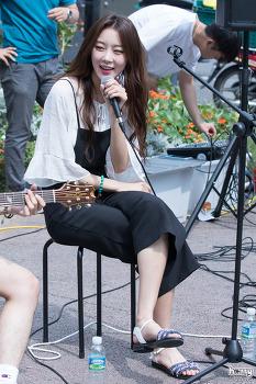 [PHOTO]160620 버스킹 - 달샤벳 수빈 by Harry