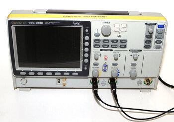 오실로스코프 추천 GWINSTEK GDS-3502