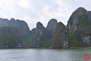 베트남 하롱 여행 #9 - 하롱베이를 저렴하고 여유롭게 즐기는 신박한 방법 '깟바섬'