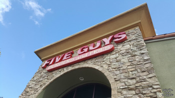 Five guys Burger(파이브 가이즈 버거) 전격 파헤치기