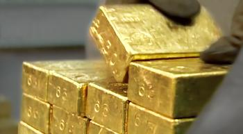 비밀스러운 금의 세계