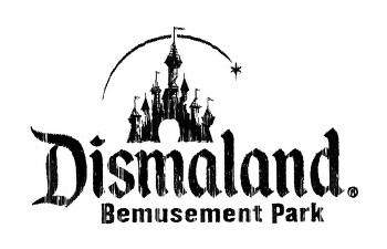 행복나라 디즈니랜드를 비꼰  뱅크시의 우울랜드, 디즈멀랜드(Dismaland)