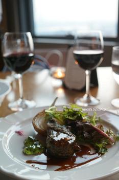 분위기좋은 레스토랑 전망좋은 레스토랑 기념일 데이트장소 추천 - 탑클라우드23