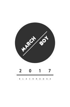 2017 Calender, MARCH BOY!