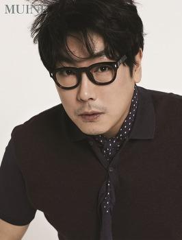 '뮤인' 배우 조진웅, 여심 사로잡는 화보 공개!