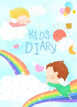 #201504 : kids diary