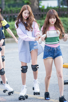 [PHOTO] 160805 뮤직뱅크 - 여자친구 소원 by Girls Grapher