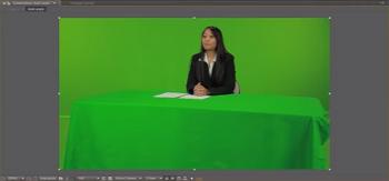 Virtual Set Tutorial (Green Screen Background)
