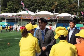 [171019] 강북구체조대회, 번3동 3단지 주민잔..