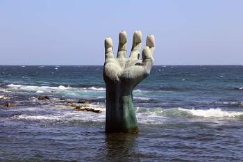 [경북 포항] 동해안 해돋이를 감상하는 명소 '호미곶'