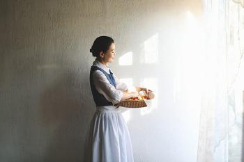 [대전 프로필사진] 논산 마리골드 꽃농부의 프로필촬영