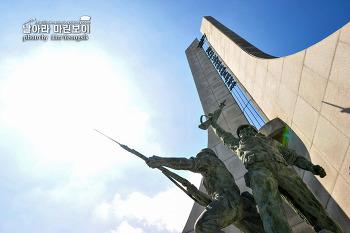 해병대 작명 제1호 군산·장항·이리지구 전투전승기념 및 추모제