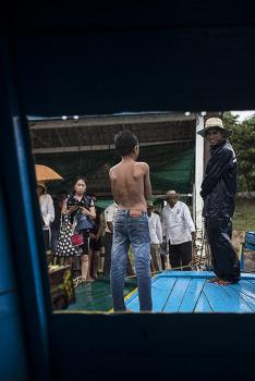 Siem Reap(씨엠립), 수상가옥과 맹그로브 숲에서 쪽배를.  by 포토테라피스트 백승휴