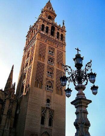 Sevilla, Spain A Map of Seville