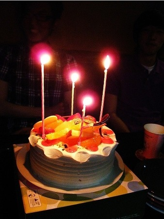 오늘은 6월 1일 제 생일이네요..^^
