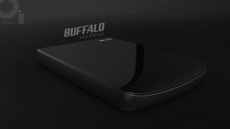 BUFFALO(HD-PEU2)