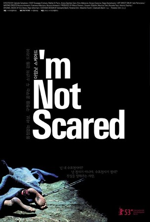 POSTER / i'm not scared