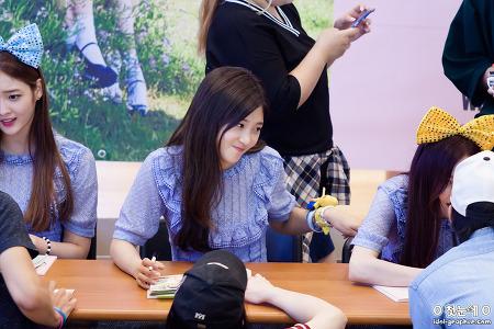 [CAM] 160626 다이아 팬사인회 by o첫눈에o