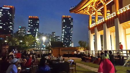 한옥호텔 경원재 부대시설 이모저모 (한식당 수라 + 경원루 연회 + 전통결혼식)