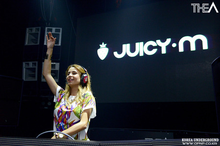 2013. 10. 05. Sat. Juicy M @ Club The A