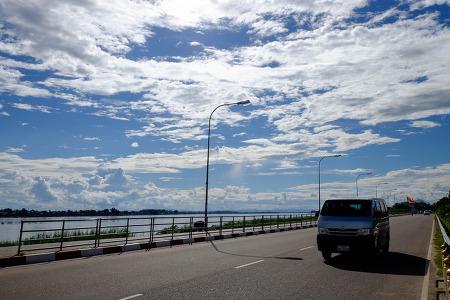 라오스 여행 1일차 - 비엔티안과 메콩강