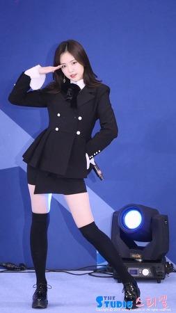 170304 평창 패럴림픽데이 에이핑크 손나은 직캠 by 스피넬