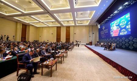 빈하이 회의 참가 보도자료 및 국.영문 연설문