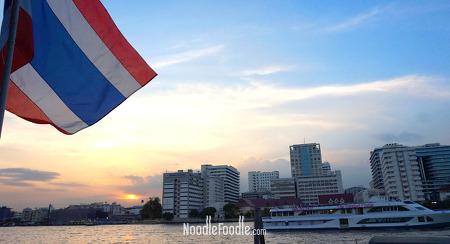 [푸드칼럼] 태국 방콕의 유서깊은 먹거리 골목, 왕랑 시장