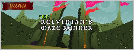 EM Event - 2018 Maze Runner