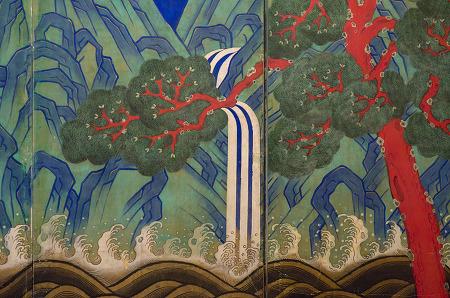 181223 _ 아모레퍼시픽미술관 '조선 병풍의 나라' (사진 엄청 많아요)
