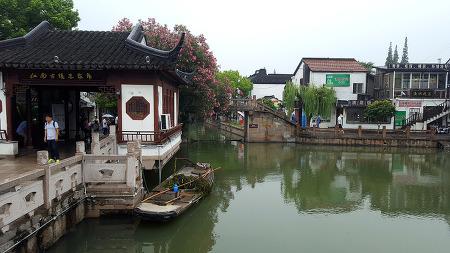 상하이 주가각