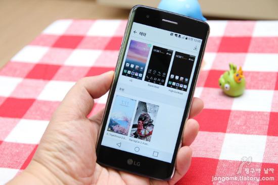 저렴한 스마트폰 LG X300!! 카메라 기능이 좋은 중고생의 첫 스마트폰으로 어떨까?