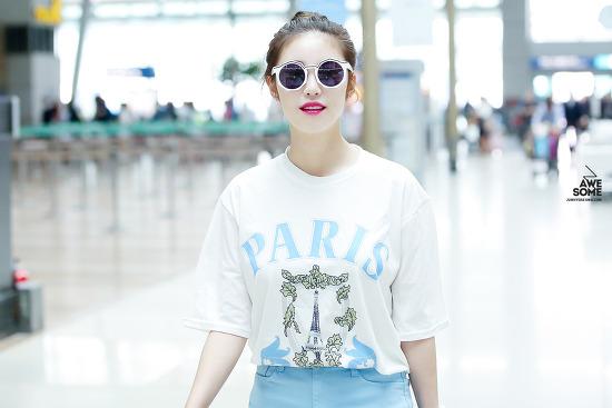 160527 인천공항 출국