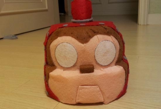코코몽 로보콩 장난감 만들기 DIY 제작기 #1 (로보콩 얼굴 만들기, 몸통 뼈대 제작)