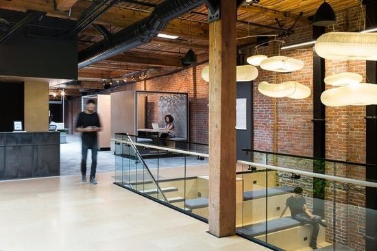 *뱅쿠버 소프트웨어 회사 Slack 본사-[ Leckie Studio ] Slack Office_Vancouver,Canada