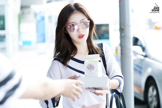 160604 인천공항 입국