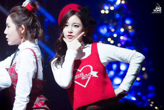 161225 2016 Happy X'mas with Secret 오사카 2부