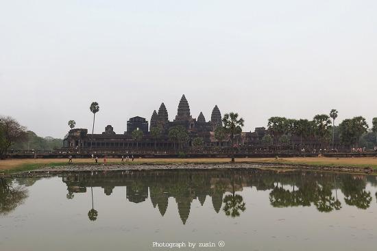 [캄보디아 여행] 캄보디아의 심장 같은 곳 앙코르와트(Angkor Wat) 와 앙코르톰(Angkor Thom)